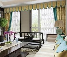 Rèm phòng khách RPK01