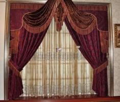 mẫu rèm phòng khách 01